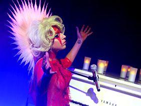 "Lady Gaga ""Born This Way"""